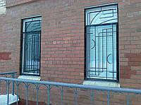 Решетки окна дизайн