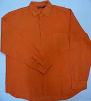 Рубашки мужские лён Warren Webber (Италия)