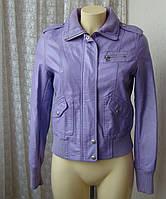 Куртка женская модная искусственная кожа бренд Blue Rags р.42-44 4718
