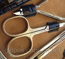 Набор инструментов для профессионального маникюра GLOBOS 79088N dark blue, фото 2