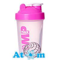 Шейкер - Mini Blender Pink - MyProtein - 400 мл