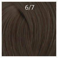 """6/7 """"Тёмно-русый коричневый"""" Estel Крем-краска для волос ESSEX Princess 60 мл."""