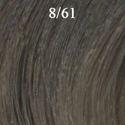 """8/61 """"светло-русый фиолетово-пепельный"""" Estel Крем-краска для волос ESSEX Princess 60 мл."""