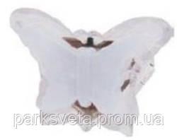 Нічничок Lemanso метелик белый 3 LED / NL5
