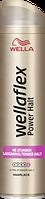 Лак  Блеск и Сила сильной фиксации Wellaflex Power Haarlack Ultra Stark 250 мл