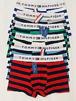 Мужские боксёры  TOMMY HILFIGER Cotton  (РЕПЛИКА)