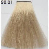 Стойкая краска для волос № 90.01 - Серебро Nouvelle Smart 60 мл