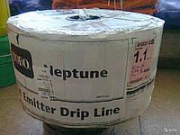 Капельная эмиттерная лента Neptune, 16мм, 6 mil, шаг- 20 см 2700м/бухта, фото 1