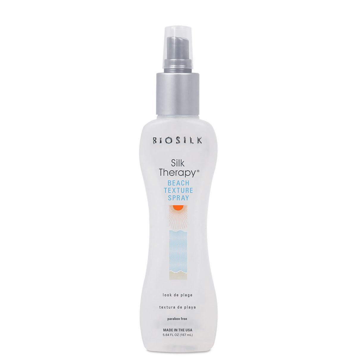 Шелковый спрей для стайлинга волос Biosilk Style Beach Texture 167 мл