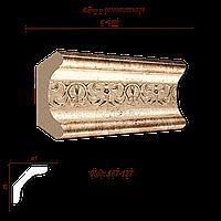 167-127 Карниз с орнаментом декоративный
