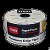 Капельная щелевая лента  AQUA-TRAXX 6mil 10 см 3048 м