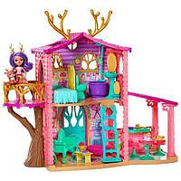 Игровой набор Enchantimals Лесной домик Олененка Данессы