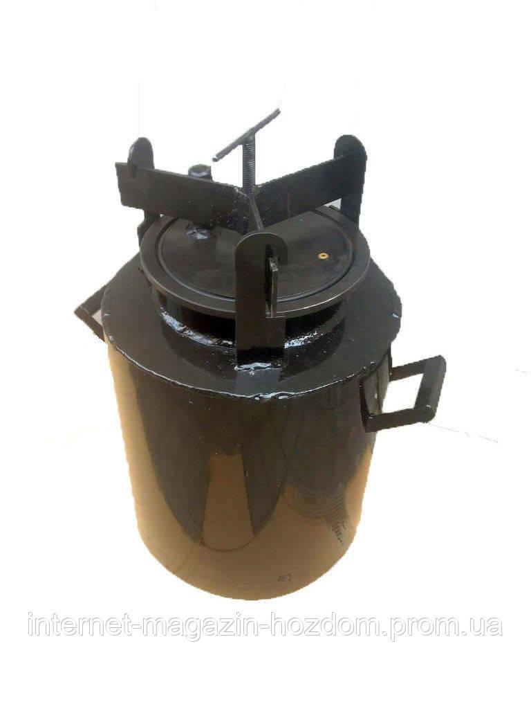 медный аламбик или самогонный аппарат