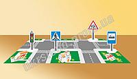Дорога і дорожні знаки (1208)