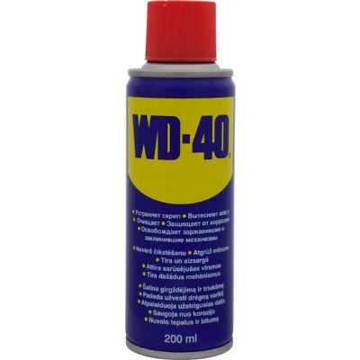 Смазка WD-40 200 ml