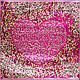 Женский изящный атласный платок размером 89*89 см ETERNO (ЭТЕРНО) ES0406-5-21, фото 2