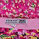 Женский изящный атласный платок размером 89*89 см ETERNO (ЭТЕРНО) ES0406-5-21, фото 3