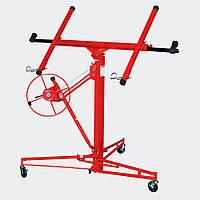 Похилий підйомник для гіпсокартону Siker до 68 кг стальною