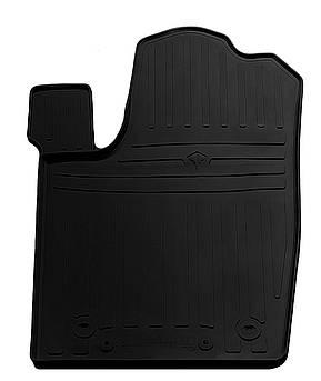 Водительский резиновый коврик для DODGE Durango III 2010- Stingray