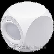 Точечный светильник круг