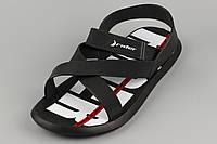 Сандалі босоніжки чоловічі чорні Rider R1 AD 11566-21194 Райдер Розміри 42 43 44, фото 1