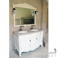 Мебель для ванных комнат и зеркала Godi Комплект мебели для ванной комнаты Godi GM10-11 слоновая кость