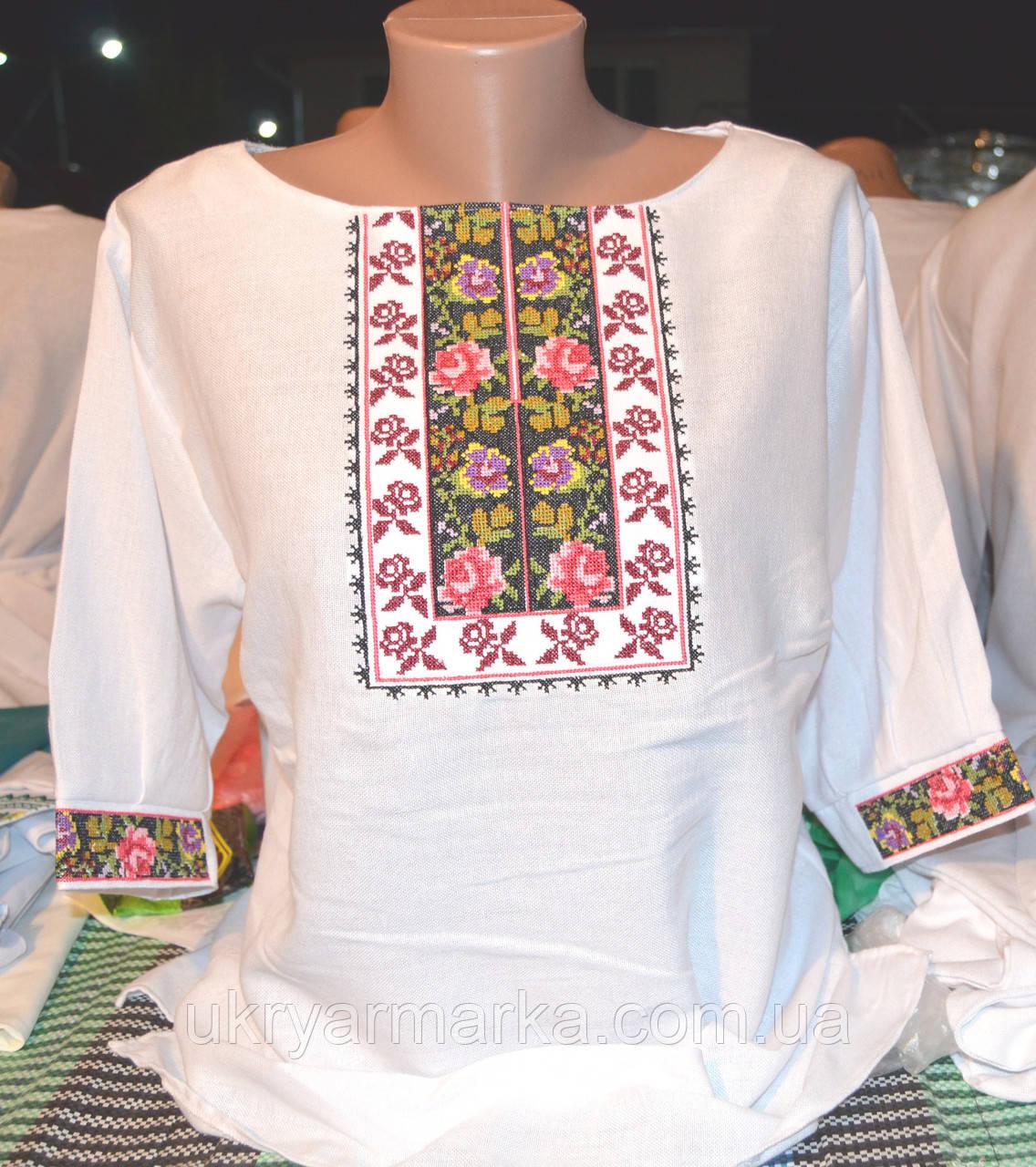 """Жіноча вишита сорочка     """"Для коханої"""""""