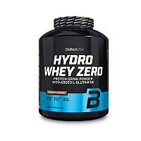 Протеїн BioTech Hydro Whey Zero (1816 г) Оригінал! (339108)