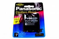 NiCd аккумулятор Panasonic (Р501) 3,6V 1300mAh: 1000 циклов заряда/разряда