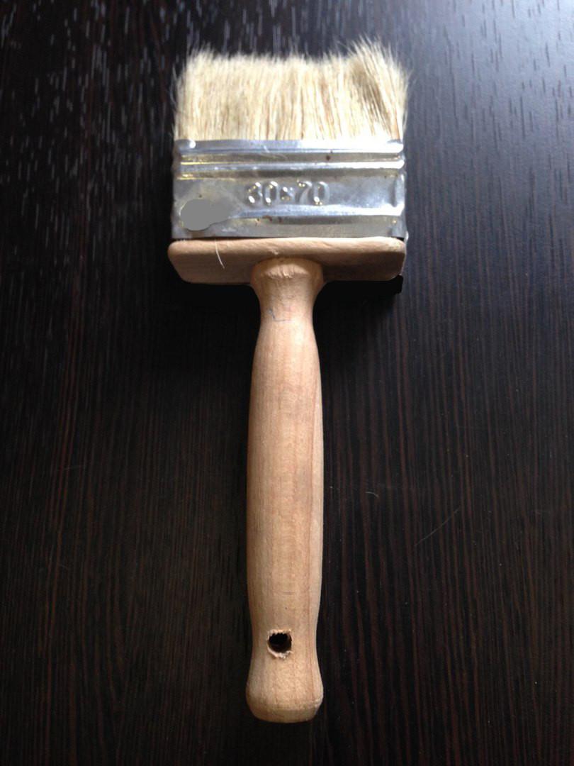Кисть малярная макловица 30/70 мм