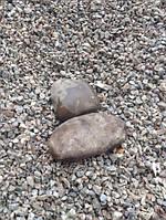 Новинка - речной камень (галька)