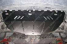 Захист піддона картера Вольво S40 2004 (сталевий захист двигуна Volvo S40)