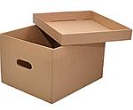 Архівні короба: що таке і навіщо потрібні, типи і види архівних коробів