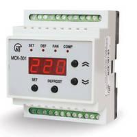Контроллер управления температурными приборами МСК-301-3