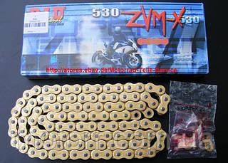 Приводная цепь DID 530 ZVM-X - 122GG