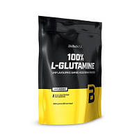 Глютамін BioTech 100% L-Glutamine (1 кг) (101442) Фірмовий товар!