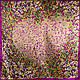 Оригинальный женский атласный платок размером 87*89 см ETERNO (ЭТЕРНО) ES0406-5-23, фото 2