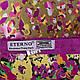 Оригинальный женский атласный платок размером 87*89 см ETERNO (ЭТЕРНО) ES0406-5-23, фото 3