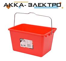 Строительное ведро для краски 6 литров Yato YT-54740