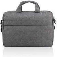 """Сумка для ноутбука Lenovo 15.6"""" Laptop Casual Toploader T210, Grey"""