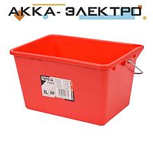 Строительное ведро для краски 8 литров Yato YT-54741