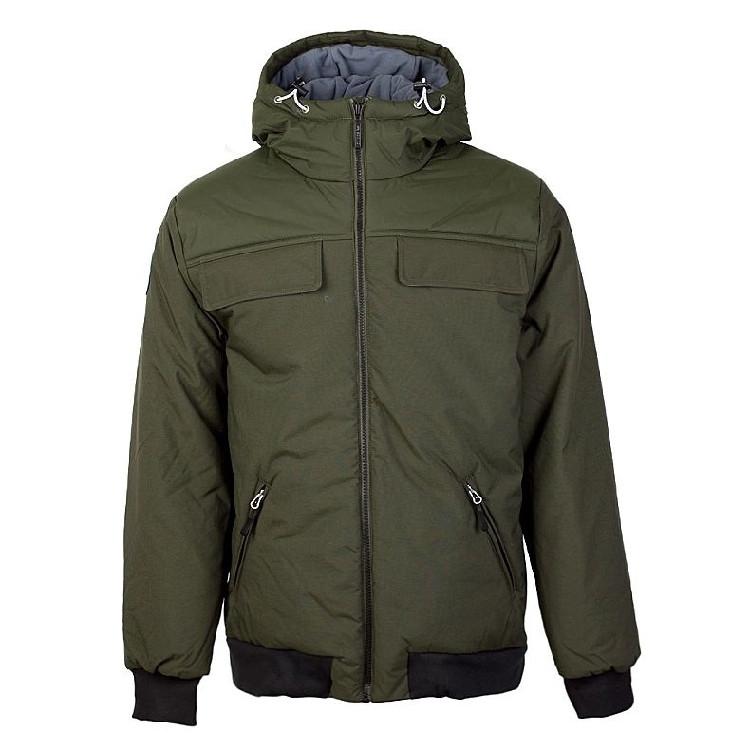 Куртка зимняя мужская до -30 Adidas PRAEZISION BLSN M69870 адидас