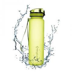 Бутылка для воды KingCamp Tritan Straw Bottle 500ML (light green)