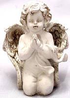 Молящийся ангелочек! Фаянс! Германия! Винтаж!