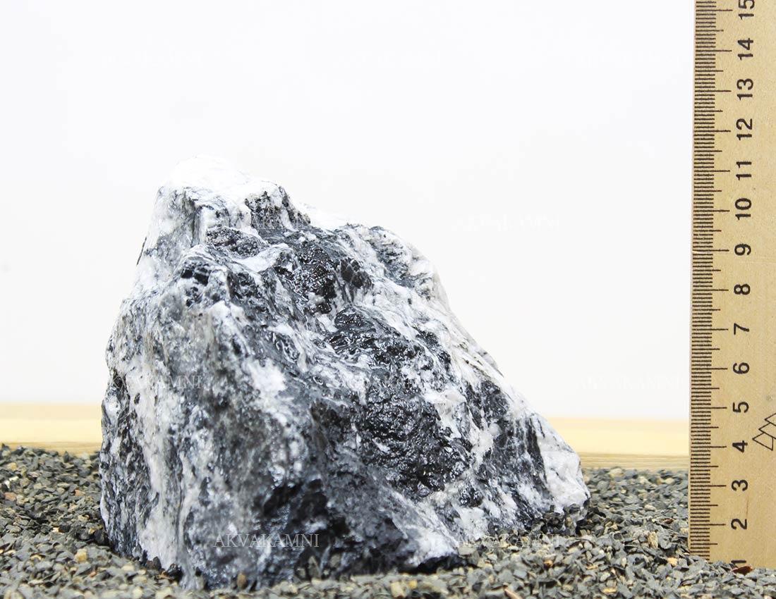 """Камінь """"Скеля"""" 24 для акваріума (~1kg)"""