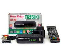 Цифровой эфирный ресивер Т2 World Vision T625D3