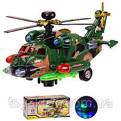 Вертолет батар. 727B (96шт 2) свет, звук, в коробке 26*15см
