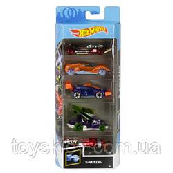 Подарунковий набір автомобілів