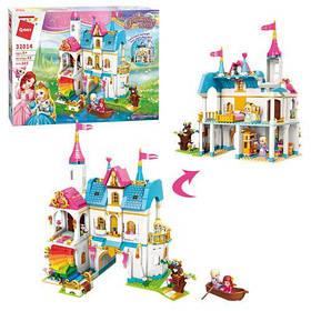 Конструктор пластмасовий 32014 Замок принцеси