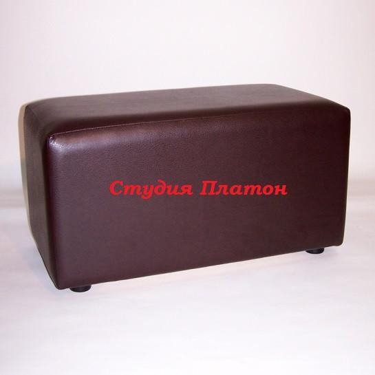 Банкетка (пуфик) BN-001( коричневый )